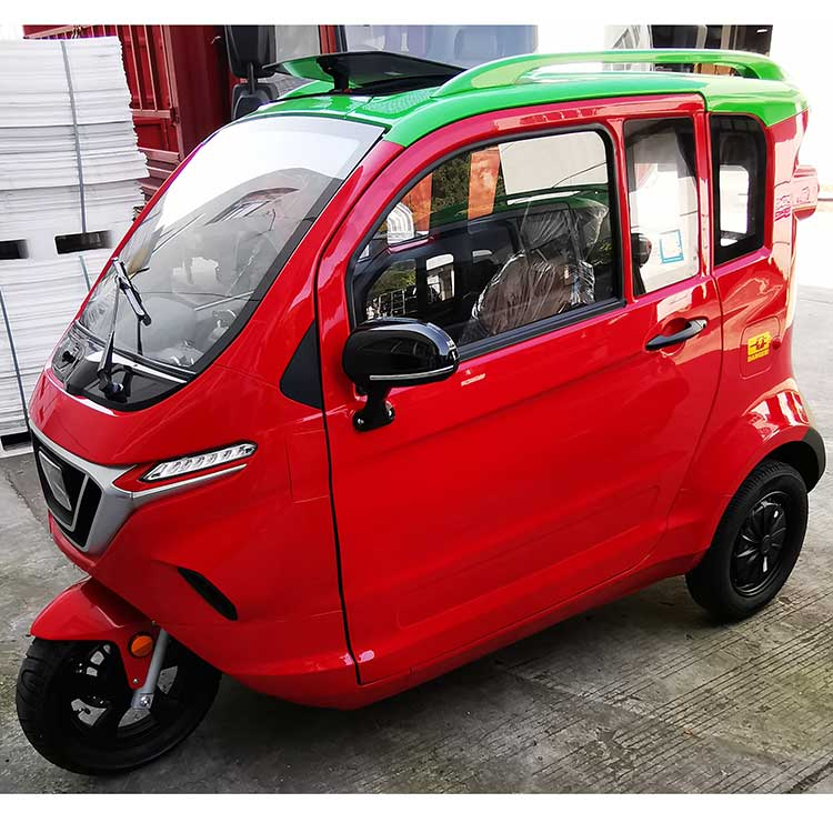 Nine9 electric tricycle adult with EEC for Denmark