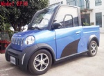 Right Steering export price 2 person electric pickup