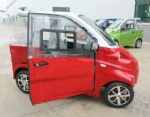 DFH02 four wheels electric car with eec l6e for India